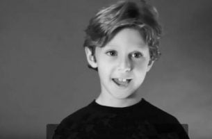 Chłopiec z ADHD