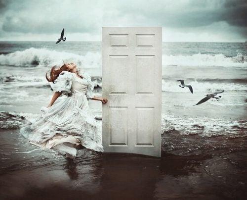 Jedne drzwi zamykasz, a inne otwierasz