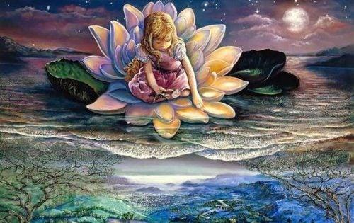 Kwiat Lotosu Odradzaj Się Każdego Dnia I Pokonuj