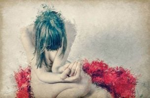 Kobieta - depresja