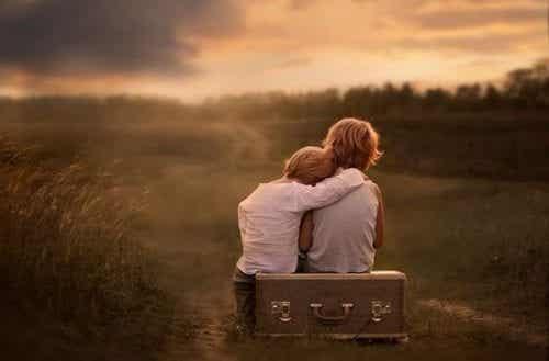 Dzieci niedojrzałych emocjonalnie rodziców: stracone dzieciństwo