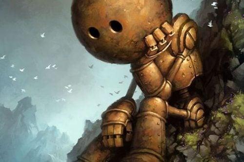 Smutny robot - smutne dni