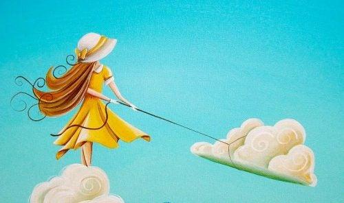 Chmura na smyczy - uczynki