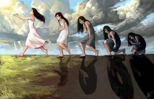 Ewolucja kobiet