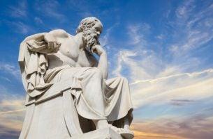 Zamyślony filozof
