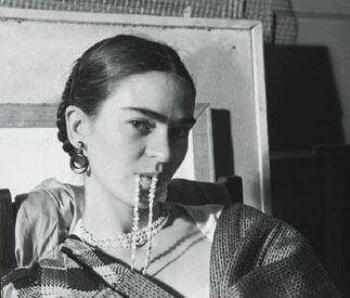 Frida Kahlo zdjęcie