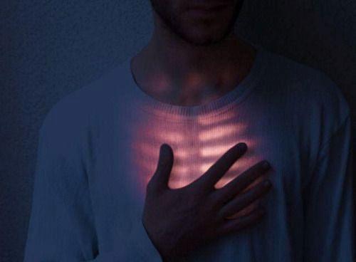 Gorące serce mężczyzny