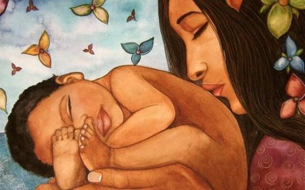 Bycie matką oznacza ofiarowanie swego serca