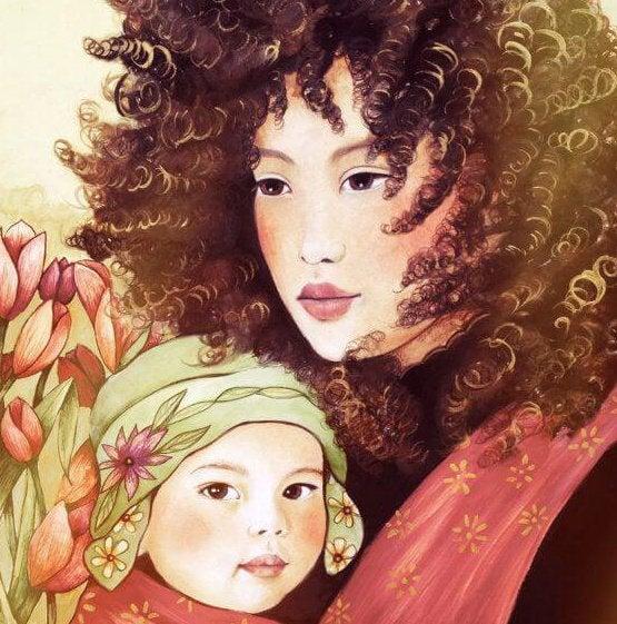 bycie matką