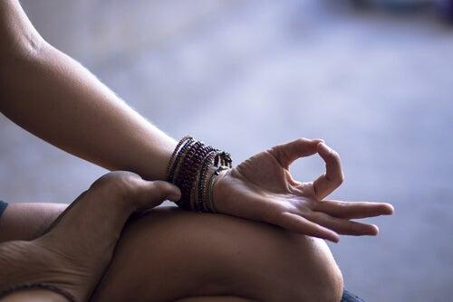Poza do medytacji