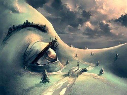Oczy są zwierciadłem naszej duszy