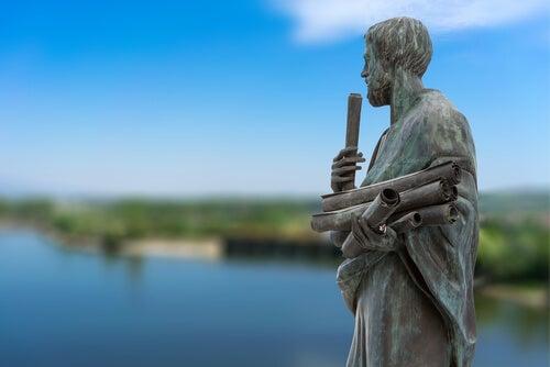 Filozofia Pomnik Arystotelesa