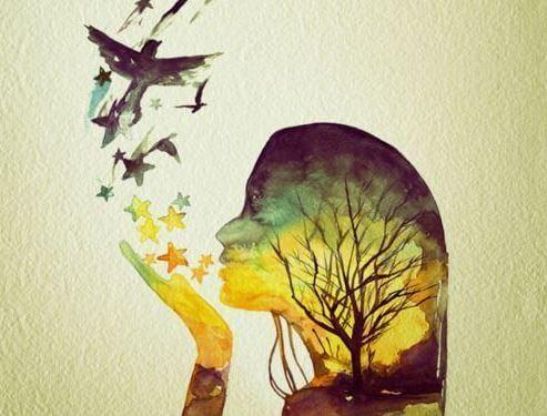 Suche drzewo w psychice