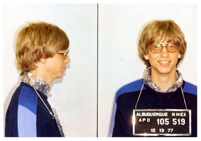 Bill Gates w areszcie