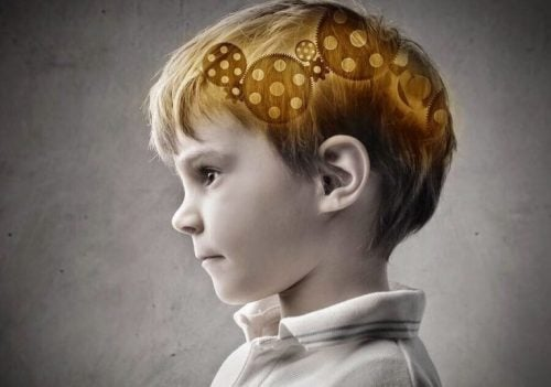 Mózg chłopca