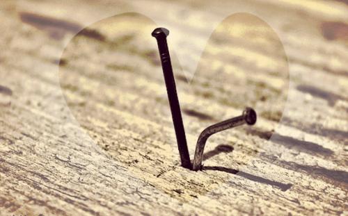 Nowy związek - nowy gwóźdź nie wypędza starego