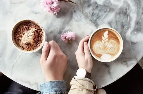 Dwie kawy