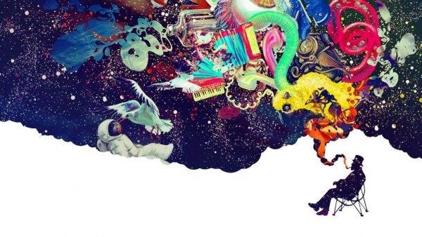 Kreatywny umysł i i jego wpływ na emocje.