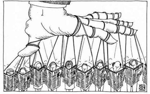 Manipulowanie ludźmi