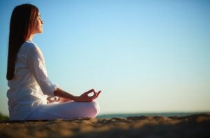 Leczenie niefarmakologiczne poprzez medytację