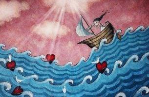 Morze miłości - wszystko od nowa