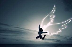 Szaleństwo dodaje ludziom skrzydeł