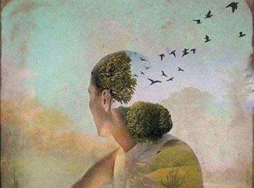 Głowa pełna ptaków - umysł