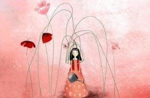 Dziewczyna w klatce