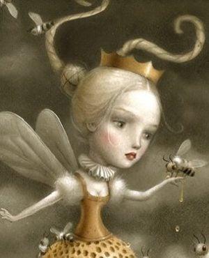 Księżniczka i pszczoły - masz prawo czuć gniew