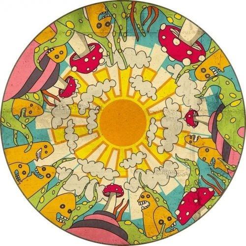 Mandala dla dzieci