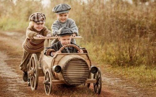 Prawdziwi przyjaciele to ci, którzy...