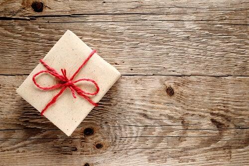 zapakowany najlepszy dar