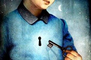 Człowiek z kluczem do własnego wnętrza - pytania pomocne