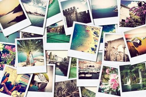 Fotografie ze wspomnieniami