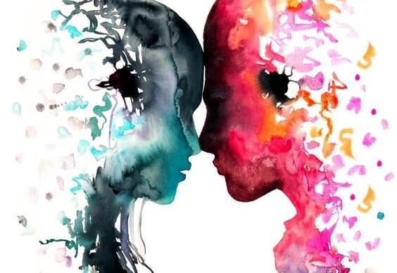 Miłość i jej kolory.