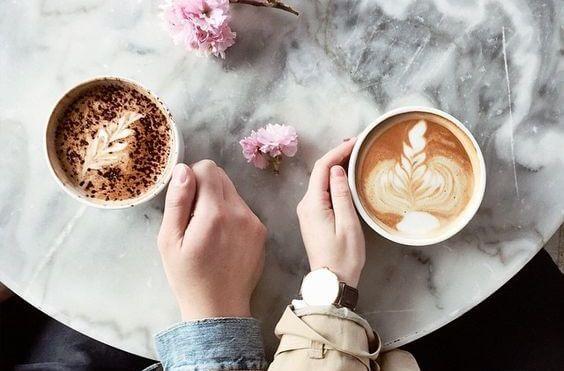Kawowa randka.