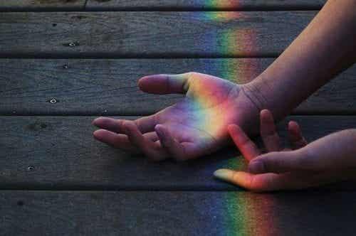 Znajdź czas na miłość, bycie, radość, myślenie, odczuwanie...