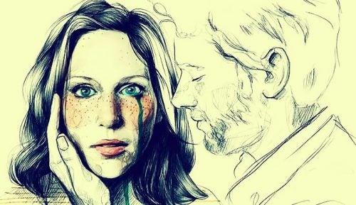 Związek - on i ona