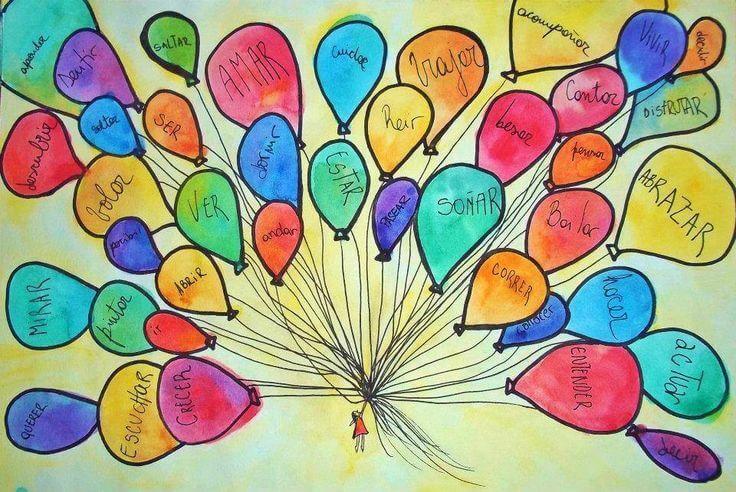 podpisane balony