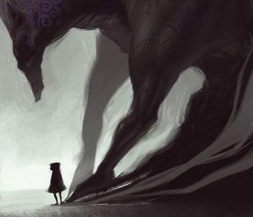 Zaburzenia lękowe – potwór, który chce mnie spotkać