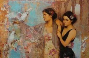 Kobiety i ptaki