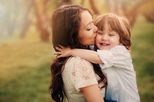 Mama - głęboka miłość
