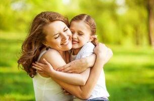 Matka i córka -głęboka miłość