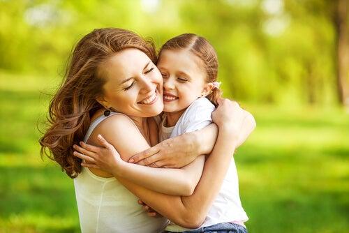 Głęboka miłość do dziecka - niezbędna w wychowaniu