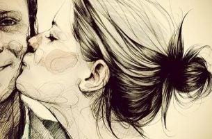 Pocałunek - jesteś moim snem