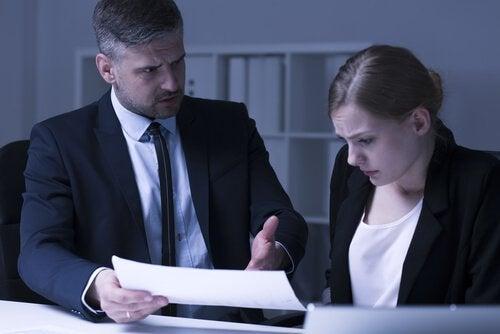Prześladowanie psychiczne w pracy, czyli mobbing