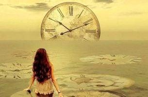 Zegar - upływ czasu