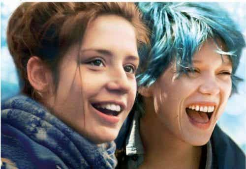 Dwie strony miłości: Niebieski jest najcieplejszym kolorem