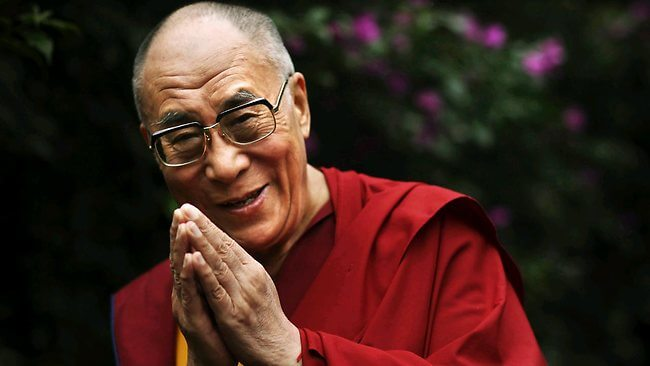 Dalaj Lama i dobra energia