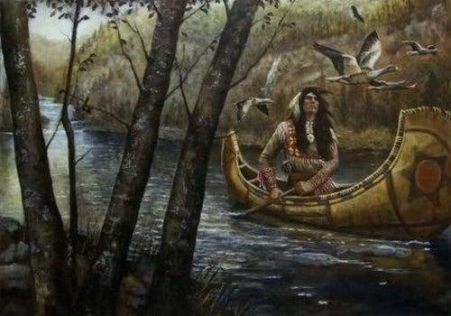 Razem, ale nie na uwięzi: legenda Siuksów dotycząca związków